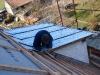 Střecha z falcovaný krytiny
